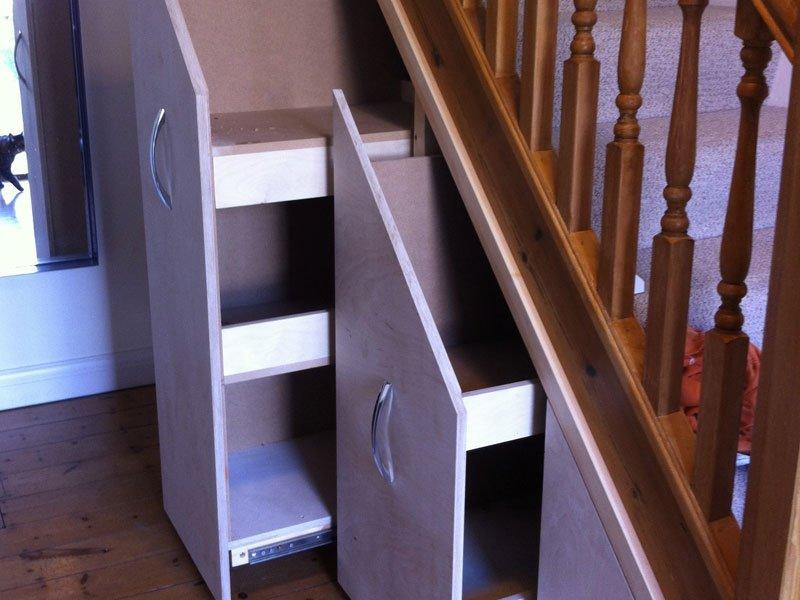 Understairs storage Hove